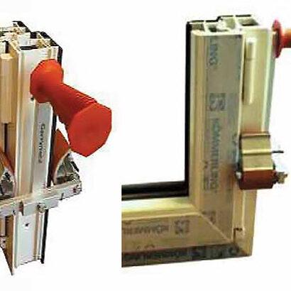 Pinzas con agarre ergonómico para transporte de piezas